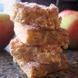 Image of Apple Squares, AllRecipes