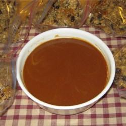 Dessertlover's Classic Caramel Sauce Recipe