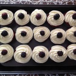 Ray's birthday cupcakes