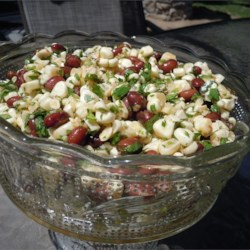 Summery Corn Salad Recipe