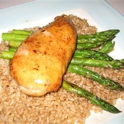 Photo of Chicken Teriyaki with Asparagus by Cindy M