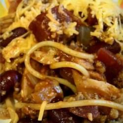 Chili-ghetti Recipe