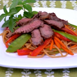 http://allrecipes.com/recipe/grilled-steak-and-asian-noodle-salad/detail.aspx