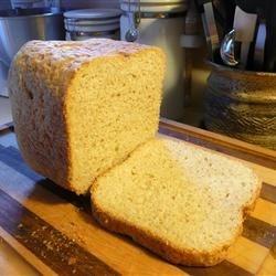 Grandma's Molasses Bread
