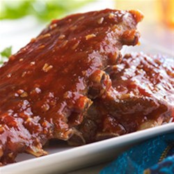 Easy Slow Cooker Ribs |