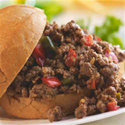 Zippy Sloppy Joes Recipe