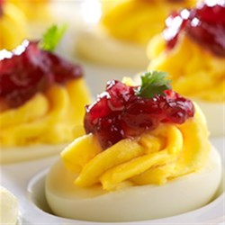 Elegant Deviled Eggs Recipe