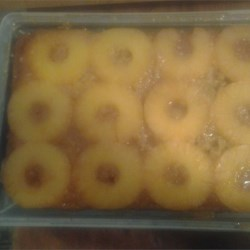 Pineapple Upside-Down Cake IV Recipe