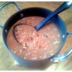 Hearty Bean Chowder Recipe