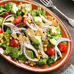 Chipotle Chicken Taco Salad Recipe