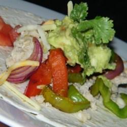 Soft-Shell Chicken Tacos