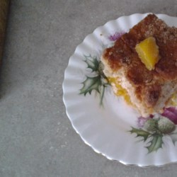 Great Grandma's Peach Cobbler Recipe