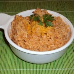 Del Rio's Mexican Rice Recipe