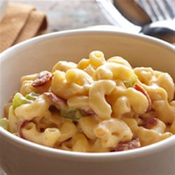 Bison Pepperoni Macaroni Recipe