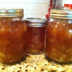 Grandma's Pear Preserves Recipe
