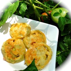 Karen's Fried Green Tomatoes Recipe