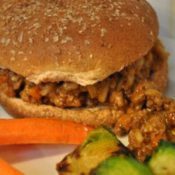 My Sloppy Joes
