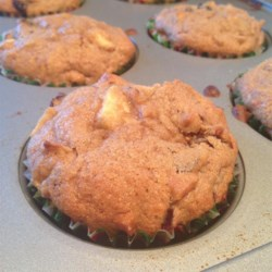 Autumn Muffins Recipe