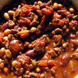 Best Bean Chili Recipe