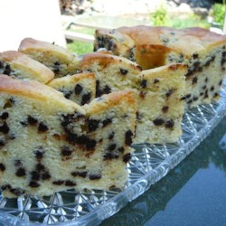 Jan's Chocolate Chip Pound Cake ~ click on photo for the link to the recipe.