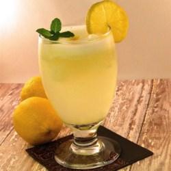 Icy Blender Lemonade