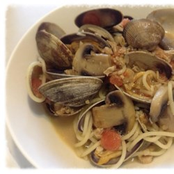 Clam Sauce with Linguine Recipe