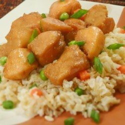 Wolf's Bourbon Chicken Recipe