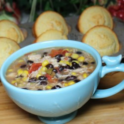 6 Can Chicken Tortilla Soup Recipe