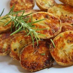 Kristen's Parmesan Roasted Potatoes Recipe