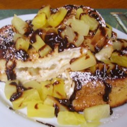 Pineapple-Stuffed French Toast Recipe