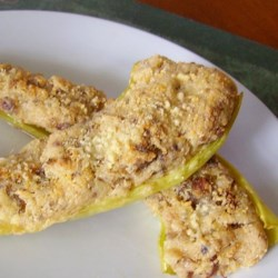 Stuffed Hot Peppers Recipe