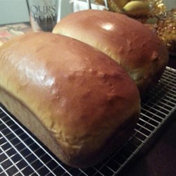 Dan's Old Fashioned White Bread   Recipe