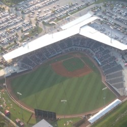Cool Ray Stadium at 750 Ft.