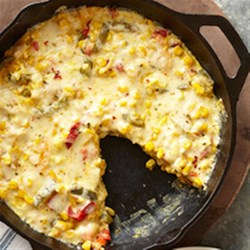 Photo of Quick Corn and Pepper Jack Frittata by Del Monte