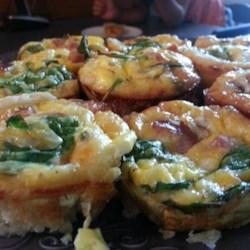 Croissant Mini Quiche Recipe