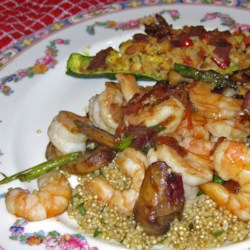 Shrimp Quinoa Recipe
