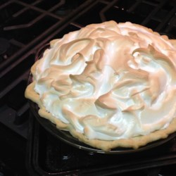 Unbaked Meringue Recipe