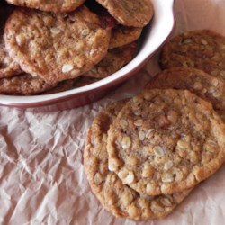 Cowboy Oatmeal Cookies Recipe