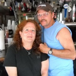 Me and my husband Danny