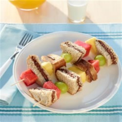 Photo of NUTELLA® Fruit Skewers by NUTELLA®