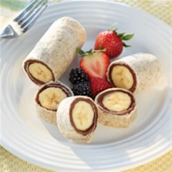 Photo of Breakfast Roll-Ups with NUTELLA® by NUTELLA®