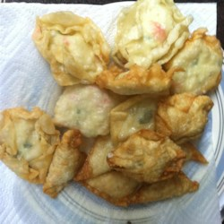 Won Tons Recipe