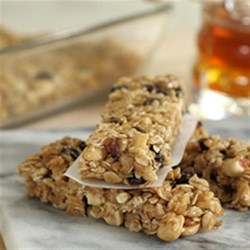 Bayou Chewy Honey Bars Recipe