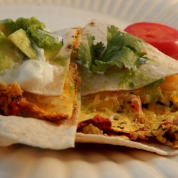 Big Bob's Big Brunch Quesadillas Recipe