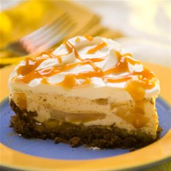 Caramel Apple Silk Pie Recipe