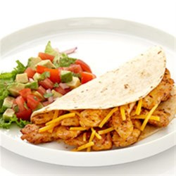 Photo of Smoked Paprika Chicken Tacos by McCormick® Gourmet
