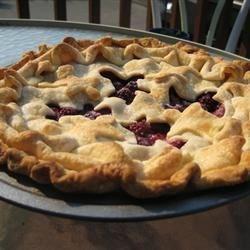 My first pie!