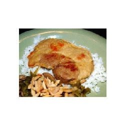 Orange Spice Pork Chops Recipe