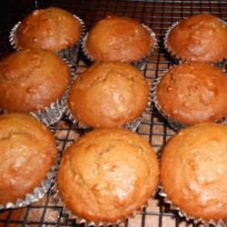 Pumpkin-Coconut Muffins