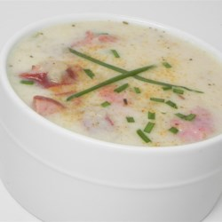 Creamy Potato Sausage Soup Recipe